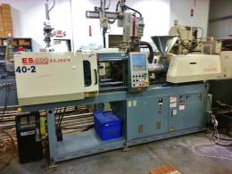 Nissei ES400 Electric Injection Molding Machine