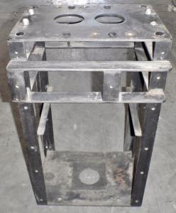 WSB22F4T Maguire Weigh Scale Blender Stand