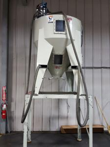 IMCS Batch Mixer, 30 Cu. Ft.