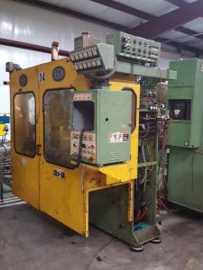 Bekum H-121-D Blow Molding Machine