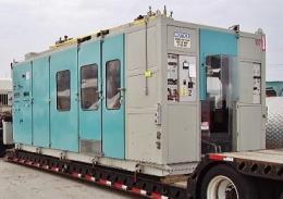 Techne 20000 Blow molder