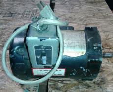 Baldor KL3405 AC Motor