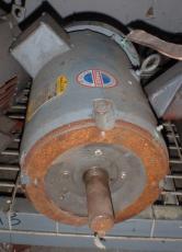Baldor VM3714T 10hp Motor