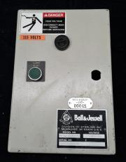 Ball & Jewell Metal Detect. Control Box
