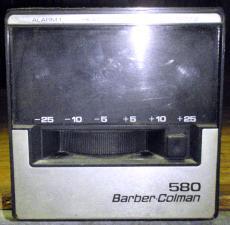 Barber Colman 585A-00016-000-0-00 580 Temperature Control