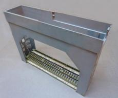 Barber Colman A-13023-1 Cartridge case and Backplane
