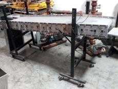 """DynaCon adjustable 24"""" wide conveyor"""