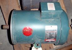 Leeson C184T17FC29E  5hp WattSaver Motor