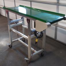 Slow Speed Flat conveyor