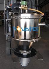 Novatec VR-38-B Vacuum Receiver Hopper
