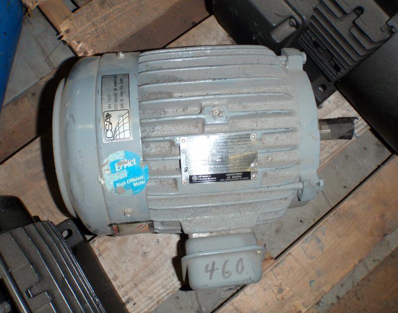 Ge motors industrial systems 5ke182bc205b 3 hp motor for Ge motors industrial systems
