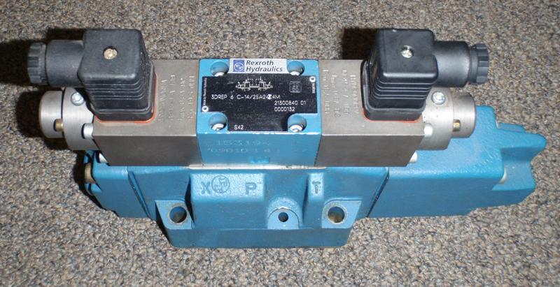Rexroth 4WRZ 16 E2 100-60/6AG24ETZ4/M Hydraulic Valve | Garden City