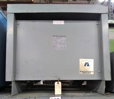 Acme Electric Corporation 30 KVA Transformer