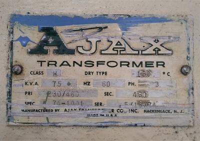 Ajax Transformer