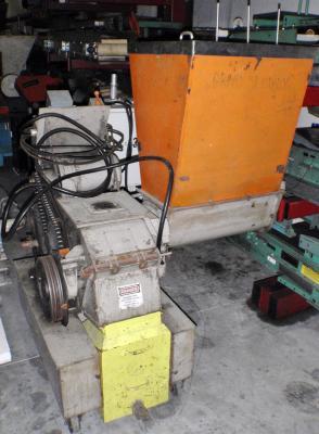 Amacoil auger grinder back