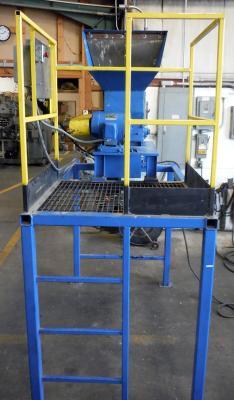 Beloit HAF-812 grinder platform