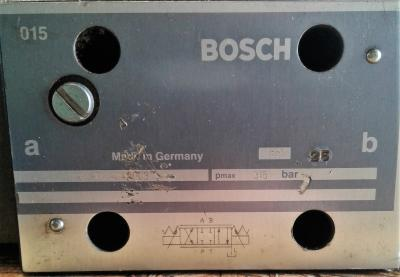 Bosch 0 811 404 003 Proportional Control Valve