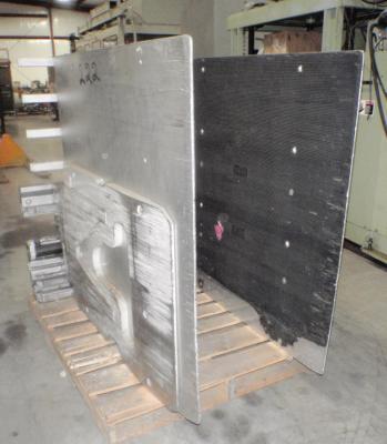 Cascade 25D-CCS-35QR4, carton clamp front
