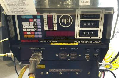 Conair Maguire WSB460T material blender controller