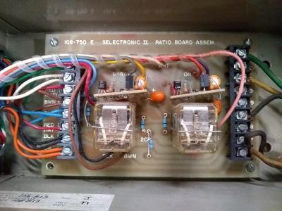 Conair Selectronic 2 Ratio Loader Unit
