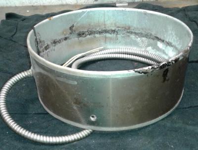 E-Z Heat EZ4826BH Heater Band