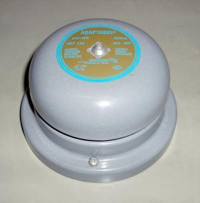 Edwards Adaptabel 340-4N5 4 inch Bell