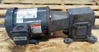 Emerson F008B AC Motor wDoerr ID# J914Y05F Gearbox