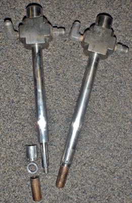 Fischer 19.05 mm diameter blow pins