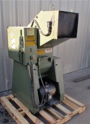 Foremost AHD-2, 7.5 HP Plastics Granulator