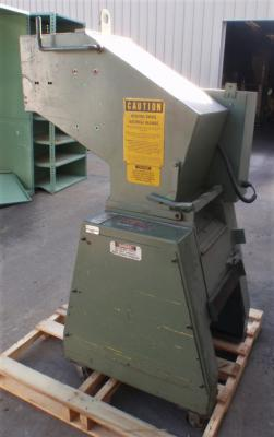 Foremost AHD-2, 7.5 HP Grinder back