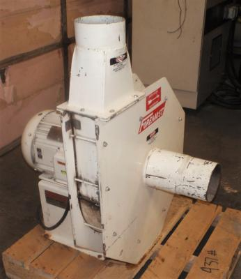 Foremost HVB-10, 10 HP blower