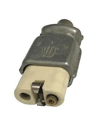 HTS 25A 250V European High Temp Heater Plug connection