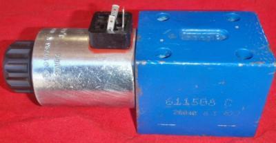 Bosch Rexroth 611508 C Hydraulic Solenoid Vavle