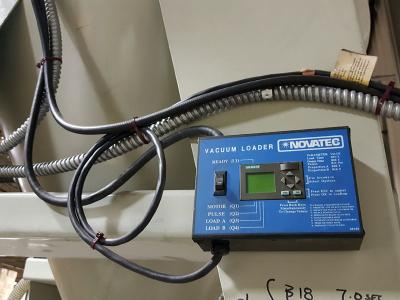 IMCS Batch Mixer Novatec loader controller
