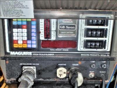 Maguire 2-Component Blender