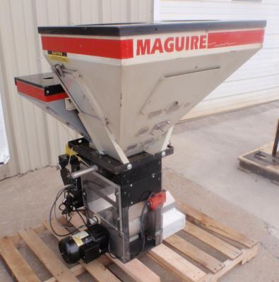Maguire WSB-240R, resin blender