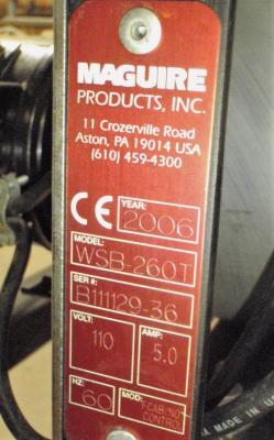 2006 Maguire Blender data tag