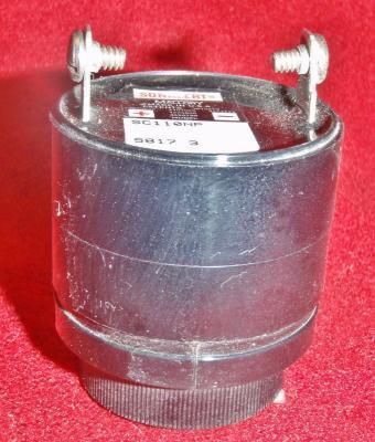 Mallory SC110NP Transducer