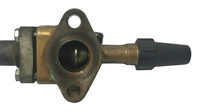 Mueller Compressor Valve A-3416 flange