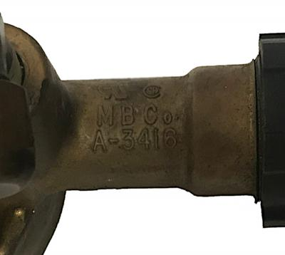 Mueller Compressor Valve A-3416 data