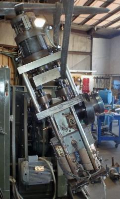 W. Muller  2 x 100 mm Head