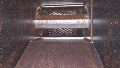 Ramco 1012 cutting chamber