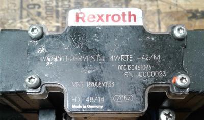 Rexroth R900891138  Proportaional Servo Vorsteuerventil Pilot Operated Valve