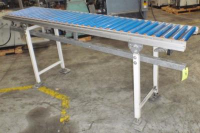 Roller Conveyor 97 Inches Long