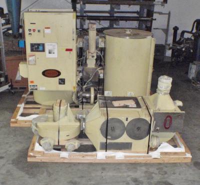 Una-Dyn DHD-30 GF Dehumidifier Hopper Dryer