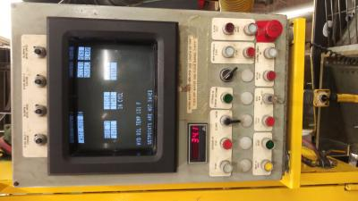 Bekum H-151D Maco 8000 Controls