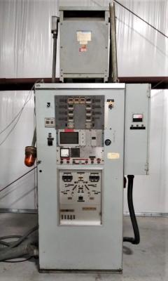 Bekum H-201 Controls