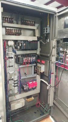Bekum H-111 Electrical Cabinet
