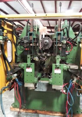 Bekum H-111 blow molder front open