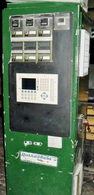 Fischer VK1-2 1987 controls